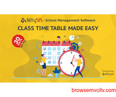 The Benefit of Time Table – Schedule Management System in Schools