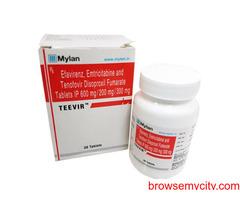 Teevir tablets online