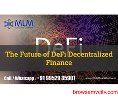 The Future of DeFi - Decentralized Finance-MLM software chennai