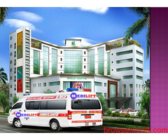 Get Superior and High-Quality Ambulance Service in Muzaffarpur