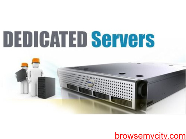 Best Dedicated Server in Salt Lake City - 1/1