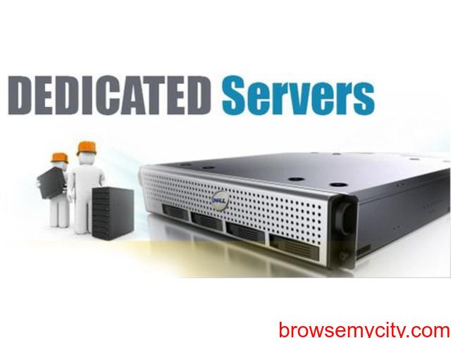 Best Dedicated Server in Las Vegas - 1/1