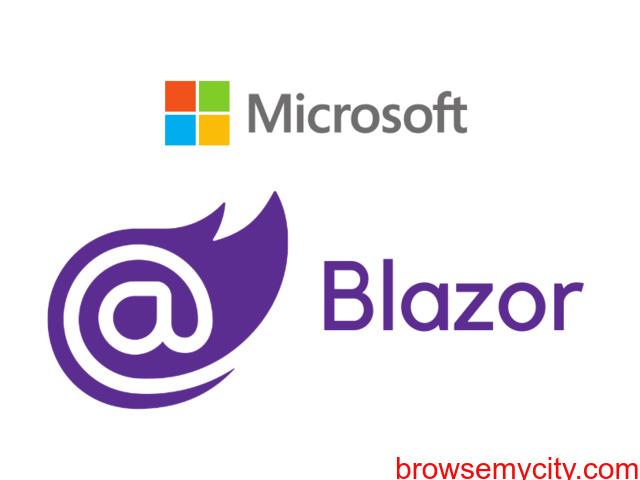 Microsoft Blazor Development Company | Custom Blazor Development Services - 1/1