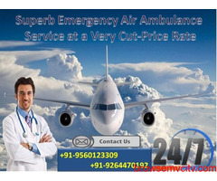 Book Super-Advanced Air Ambulance in Mumbai at a Very Nominal Price