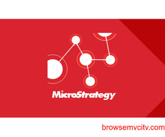 MicroStrategy Online Course | Microstrategy training