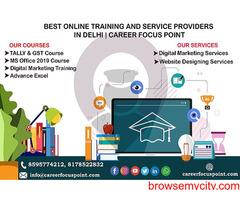 Best Online IT Training Institute | Career Focus Point