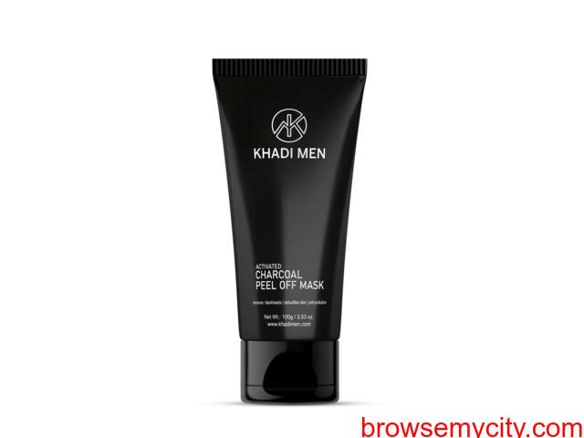 Khadi Charcoal Peel off Mask - 1/1