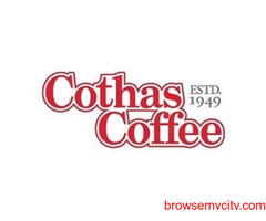 Traditional Filter Coffee - Cothas Coffee