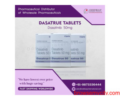 Buy Dasatrue Dasatinib 50mg tablets Online in India