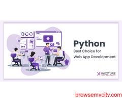 Hire Python Development Company in USA