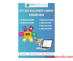 Highly innovative web design solutions at Ratan Technology