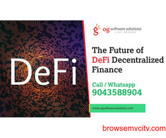 The Future of DeFi - Decentralized Finance-OG Software solutions