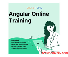 Anjularjs Online Training