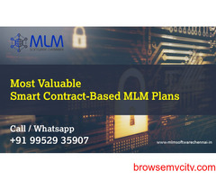 Most Valuable Smart Contract-Based MLM Plans