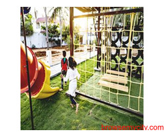 Outdoor play area | Outdoor play Centre | Cocoplaynut
