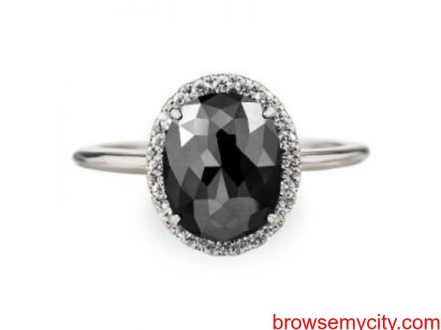 Affordable Antique Engagement Rings Sale Online : Gemone Diamond - 1/3
