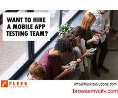 Software Testing Service Provider Fleek IT Solutions