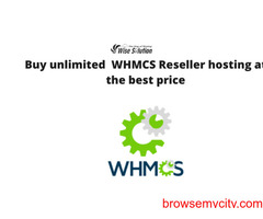 Buy unlimited whmcs shared hosting at the best price
