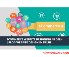 Ecommerce Website Designing is trending after covid-19 experience.