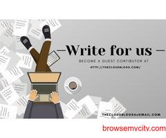 Free Guest Blogging Platform | The Cloud Blogs