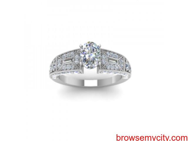 Vintage Engagement Ring Sale Online - 2/3