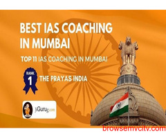 IAS coaching Centers in Mumbai