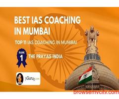 IAS coaching Centers in Mumbai