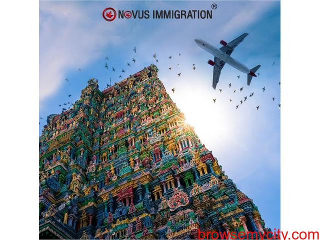 Best Immigration Consultants In Chennai -  novusimmigrationchennai.com - 1/1