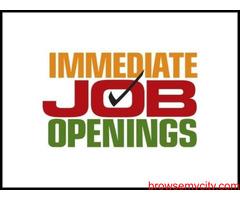 Hiring for HR Recruiter