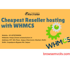 Get bumper offer with Reseller hosting with WHMCS