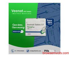Buy Veenat 400 mg Tablets with Discount from Pillsbills