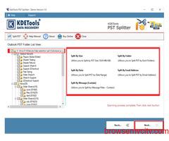 PST-Splitter Werkzeug