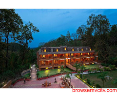 Destination Wedding in Jim Corbett – The Rangers Resort in Jim Corbett