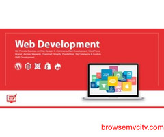 Get customized and affordable web solutions from Ratna Technology