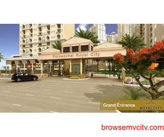 Purvanchal Royal City luxury flats ready for you. Call 9266850850