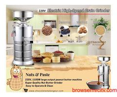 Offer Sale on  Peanut Butter Grinder Machine – Nut Butter Machine