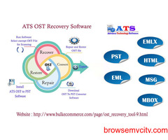 Freeware OST to  PST Conversion Software