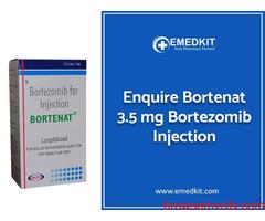 Enquire Bortenat 3.5 mg Bortezomib Injection