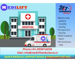 Life-Saving Emergency Ambulance Service in Madhubani – At Low-Cost