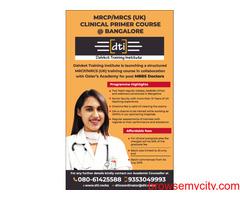 MRCP & MRCS Programs in Bangalore