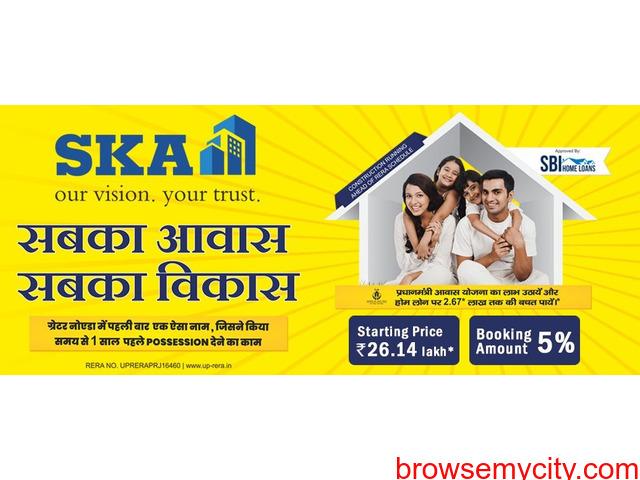 SKA Metro Ville, SKA Metro Ville Noida - 1/1