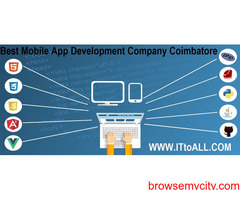 Best Mobile App Development  Company  Coimbatore