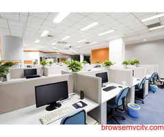 Call 9266850850 for lockable office spaces at WTC CBD.