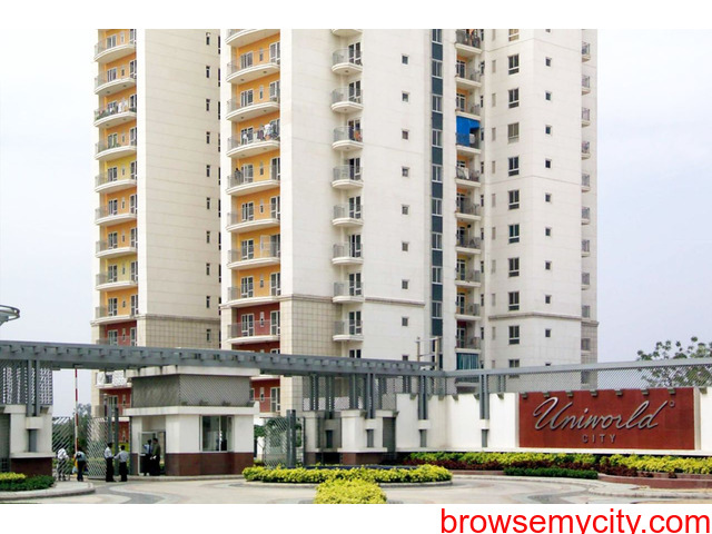 4 BHK Apartments For Sale NH8 | Unitech Uniworld City on NH8 Gurugram - 1/1