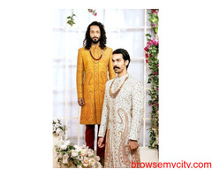 Buy Sherwani | Best Traditional Sherwani collection in Gujarat,India