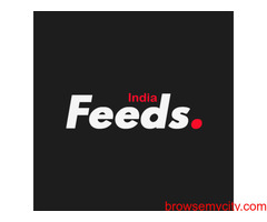 Best News & Media Company In India - FeedsIndia