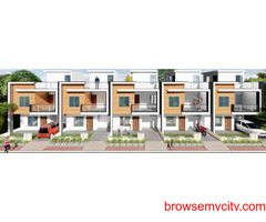 Plots  & Dulex house for sale in bhopal