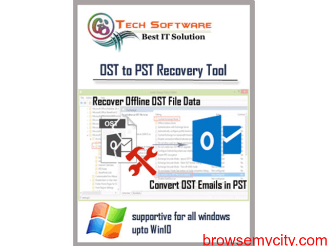 Convert OST to PST - 1/1