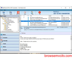 OST to PST converter software