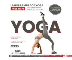 best Yoga Classes in jaipur for better body shape